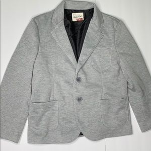Boys Sz 6 Sovereign Code Soft Blazer